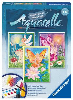 Elves (Aquarelle Mini) Fairies Arts and Crafts