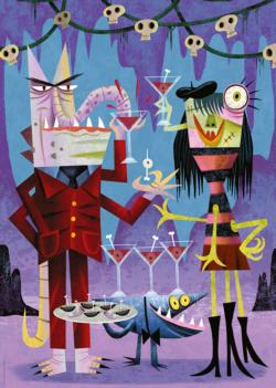 Cheers! Cocktails / Spirits Jigsaw Puzzle