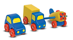 First Vehicles Set Vehicles Toy