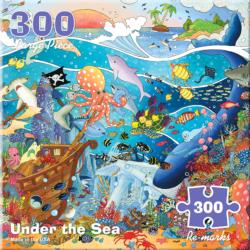 Under the Sea Marine Life Jigsaw Puzzle