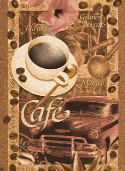 Café Food and Drink Jigsaw Puzzle