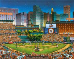 Baltimore Orioles Baseball Children's Puzzles