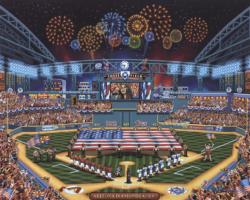 Arizona Diamondbacks Sports Jigsaw Puzzle