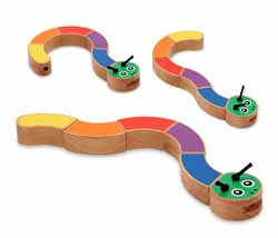 Caterpillar Grasping Toy Toy
