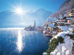 Hallstatt, Austria Travel Jigsaw Puzzle