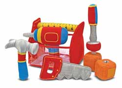 Toolbox Fill and Spill Toy