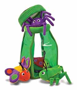 Bug Jug Fill and Spill Toy
