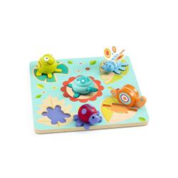 Lilo Animals Chunky / Peg Puzzle