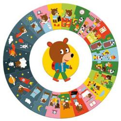The Day Animals Children's Puzzles