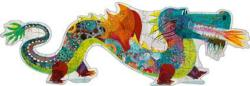Leon the Dragon Dragons Children's Puzzles