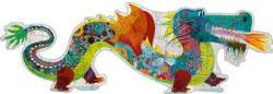 Leon the Dragon Dragons Children's Puzzles