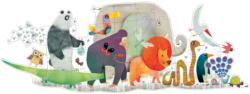 Animal Parade Wildlife Children's Puzzles