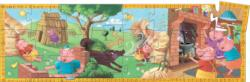 The 3 Little Pigs Pig Children's Puzzles