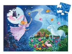 The Fairy And The Unicorn Unicorns Children's Puzzles