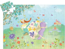 The Princess of Spring Princess Children's Puzzles