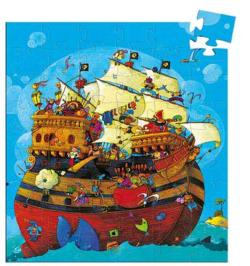 Barbarossa's Boat Pirates Children's Puzzles