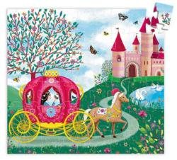 Elise's Carriage Princess Children's Puzzles