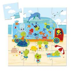 The Aquarium Under The Sea Children's Puzzles