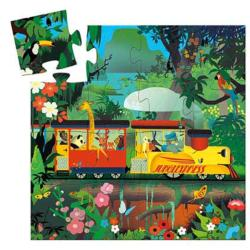 The Locomotive Trains Children's Puzzles