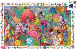 Rio Carnival Carnival Children's Puzzles