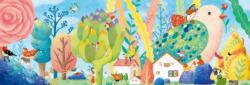 Miss Birdy Garden Children's Puzzles