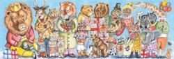 King's Party Animals Jigsaw Puzzle