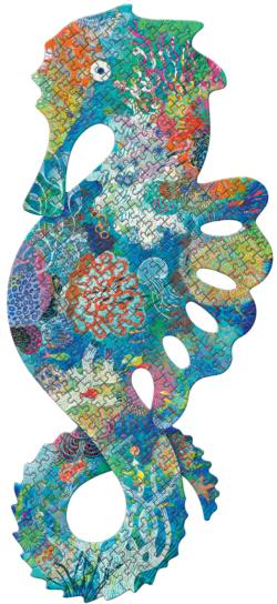 Sea Horse Under The Sea Children's Puzzles