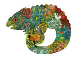 Chameleon Reptiles / Amphibians Jigsaw Puzzle