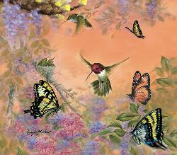 Wings of Grace Nature Jigsaw Puzzle
