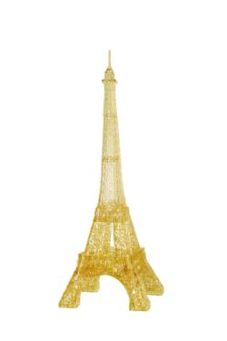 Eiffel Tower (Gold) Eiffel Tower Crystal Puzzle