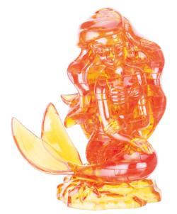3D Crystal Puzzle - Ariel Mermaids 3D Puzzle