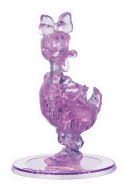 3D Crystal Puzzle - Daisy Duck Movies / Books / TV 3D Puzzle