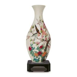 Singing Birds (3D Puzzle Vase) Nature 3D Puzzle
