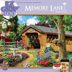 Memory Lane EZ Grip - Garden Bridge Bridges Large Piece
