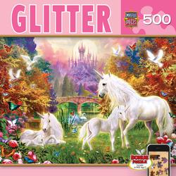 Enchanted Kingdom Unicorns Jigsaw Puzzle