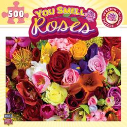 Roses  (You Smell) Flowers Scratch & Sniff