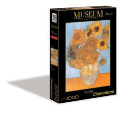 Girasoli Museum Impressionism Jigsaw Puzzle