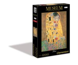 The Kiss (Museum Collection) - Scratch and Dent Contemporary & Modern Art Jigsaw Puzzle