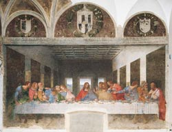 The Last Supper - Scratch and Dent Renaissance Jigsaw Puzzle