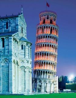 Pisa Italy Jigsaw Puzzle