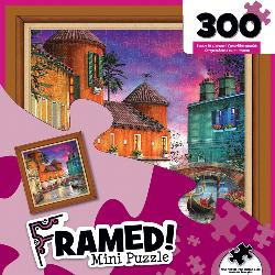 Colors of Venice (Framed Mini) Italy Miniature Puzzle