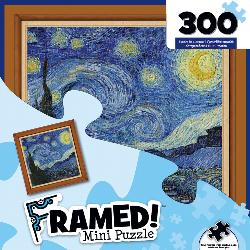 Starry Night (Framed Mini) Impressionism Miniature