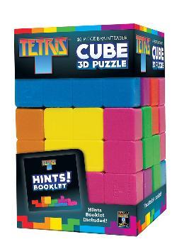 Tetris Brainteaser Cube Brain Teaser