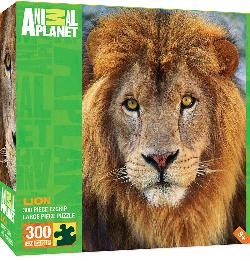Lion (Animal Planet) Lions Large Piece