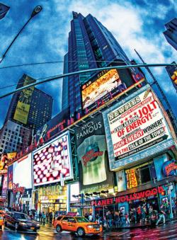 Times Square, New York Skyline / Cityscape Jigsaw Puzzle