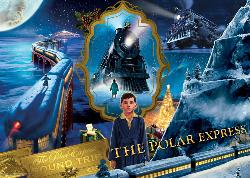 Polar Express Christmas Snow Jigsaw Puzzle