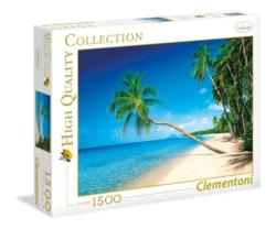 Caribbean Islands Martinique Beach Jigsaw Puzzle