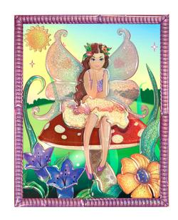 Peel and Press Mini - Fairy Fairies Miniature
