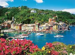 Portofino Travel Jigsaw Puzzle