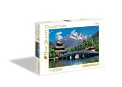 Lijang China Asia Jigsaw Puzzle
